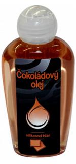 Čokoládový lubrikační gel