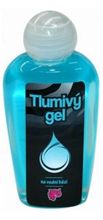 Tlumivý lubrikační gel