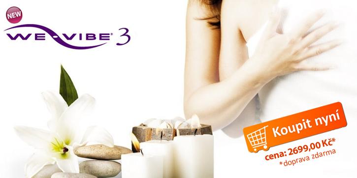 We Vibe 3 - Koupit Nejlevnější