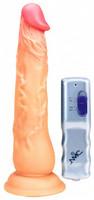 Tělový vibrátor s přísavkou