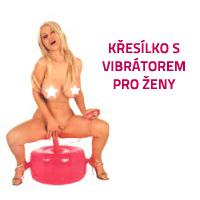Vibrační Křeslo - Love Chair